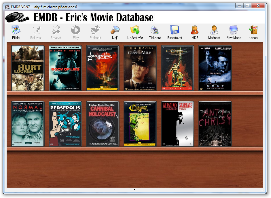 Eric's Movie DataBase 1.32