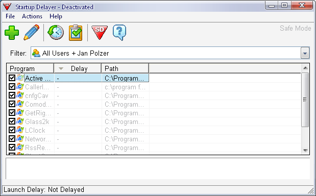 Startup Delayer 3.0 Build 301