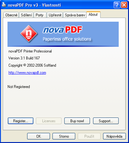 novaPDF Lite 7.2 build 347