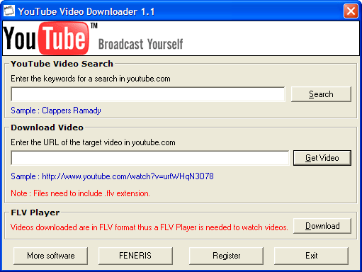 YouTube Downloader  0.88