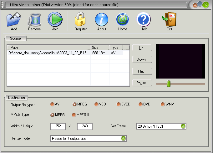 Ultra Video Joiner  6.2.0411