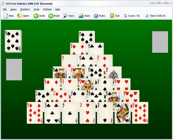 123 Free Solitaire 2006 5.50