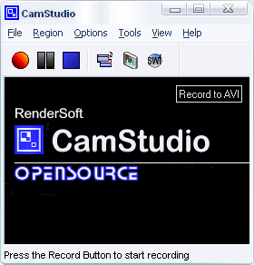 CamStudio 2.5 Beta 1