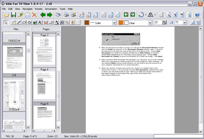 Able Fax Tif View 3.4.3.22