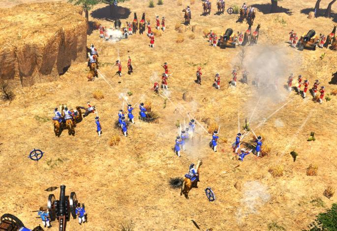 Age of Empires III Patch 1.07