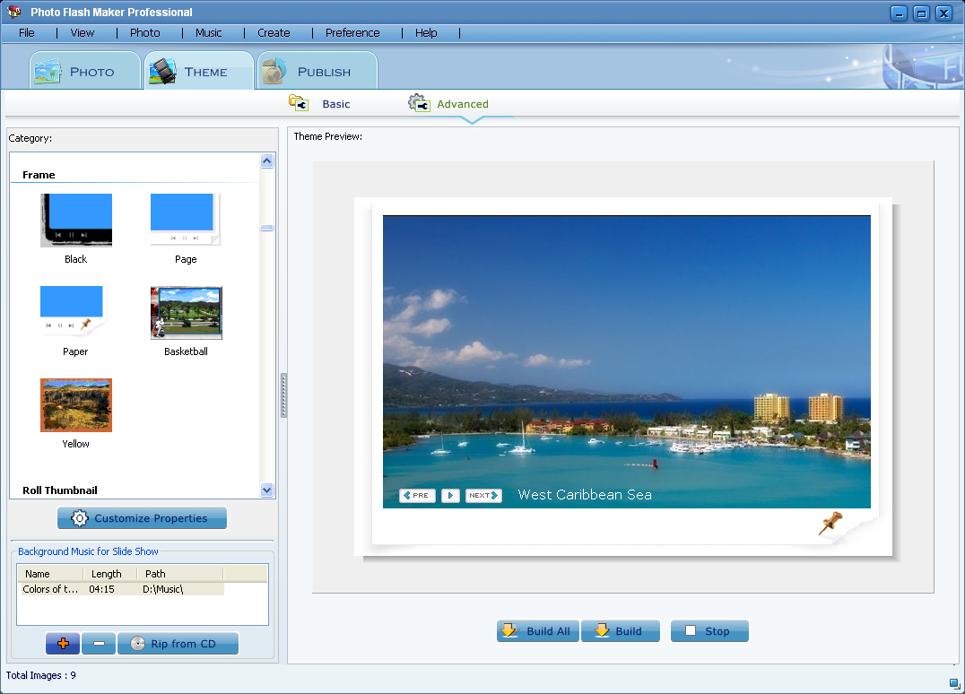 Photo Flash Maker Professional 5.31
