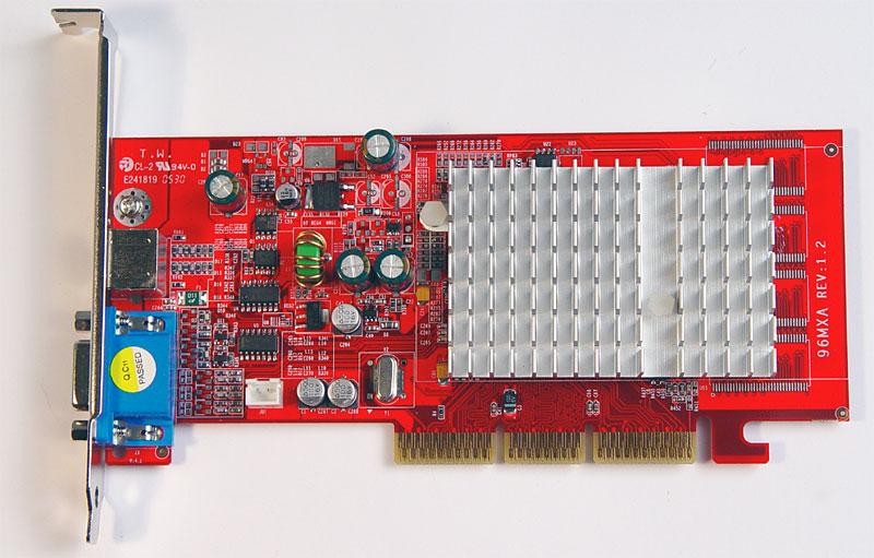 ATi mobility Radeon 9600 (AGP)