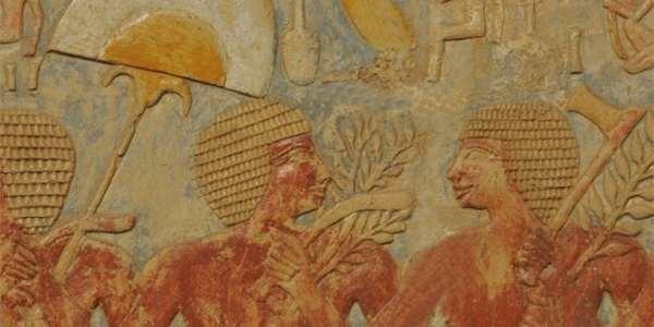 Faraóni nenosili zbraně pro ozdobu, skutečně jimi zabíjeli