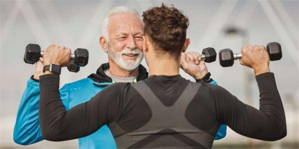 """""""Cvičící"""" hormon zlepšuje fyzičku i zdraví seniorů    Foto: StockSnap"""