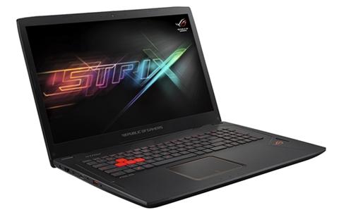 556f8239c6 Asus má nové herní notebooky. Nabídnou GTX 1060 a Intel Core i7 ...