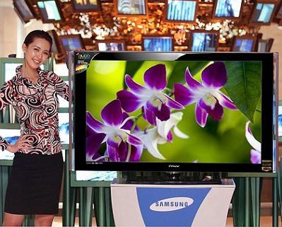 bae13bf3d LCD TV s LED podsvícením od Samsungu – Živě.cz