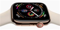 Apple's watch was also half of the smart watches sold in 2018