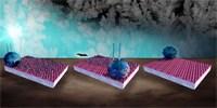 Nový materiál se bleskově změní ze superhydrofobního na superhydrofilní