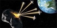 Jak v současnosti co nejlépe zničit či odklonit přilétající nebezpečný asteroid? Atomovkou!