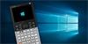 Vývojář zkouší rozběhat Windows 10 na kalkulačce. Zatím zobrazuje úvodní logo