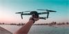 Mobilní aplikace DJI umožní identifikovat drony, které poletují v okolí