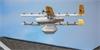 Konec řečí, jde se na věc: Wing začal v Americe rozvážet balíčky pomocí dronů