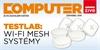 Testlab Computeru: 8 nejlevnějších Wi-Fi mesh systémů