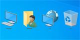 Tip: Jak na plochu ve Windows 10 vrátit Tento počítač, Síť a uživatelskou složku?