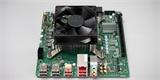 První fotky unikátního počítače, který staví na vyřazených čipech AMD pro herní konzole
