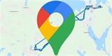 Mapy od Googlu řeší problém. Přestala fungovat historie pohybu