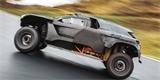 Na Dakar míří závodní auto s vodíkovým pohonem. Na první ostrý závod má ale ještě čas