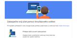 Jen heslo nestačí, Google začne uživatelům vnucovat dvoufázové ověřování