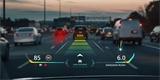 Huawei vylepšuje Head-Up Display. V noci a husté mlze pomůže řidičům rozšířená realita