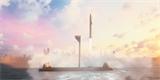 SpaceX koupila ropné plošiny, chce z nich udělat plovoucí kosmodromy pro kosmické lodě Starship