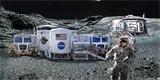 Inteligentní lunární habitaty by se mohly autonomně přizpůsobovat různým rizikům