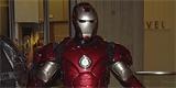 Elon Musk se setkal s vynálezcem, který pracuje na obleku inspirovaném Iron Manem