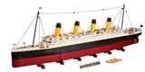 Lego v říjnu: Nepotopitelný Titanic je největší Lego set v historii