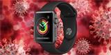 Chytré hodinky Apple Watch dokážou odhalit nákazu koronavirem 7 dní před příznaky