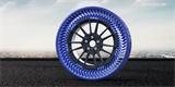 Michelin ukázal nové pneumatiky UPTIS – jsou odolné proti defektům a nemusí se nafukovat