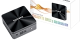 Počítače vkrabičce Gigabyte Brix dostaly výkonnější mobilní procesory od Intelu
