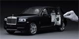 Těžký život milionářů: model vozu Rolls-Royce Cullinan v měřítku 1:8 stojí přes půl milionu korun