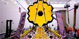 Vesmírné zprávy: Proběhlo poslední složení obří clony pro dalekohled Jamese Webba