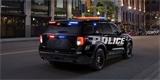 Nová aktualizace Fordu pro policejní vozy umožňuje zahřát interiér na více než 55 stupňů Celsia
