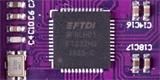 Programování elektroniky: Všehoschopný čip FT232HQ