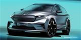 Škoda 1. září předvede Enyaq iV, svůj první elektromobil na platformě MEB. Takhle bude vypadat