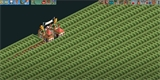 V RollerCoaster Tycoonu 2 vzniklo tak složité bludiště, že ho postavičky neprojdou ani za dobu trvání vesmíru