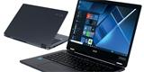 """Stylus vtěle. Otestovali jsme 14"""" konvertibilní notebook Acer TravelMate Spin P4"""