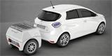 Dojezd elektromobilů může zvýšit vozík s větší baterií. Francouzi to myslí úplně vážně a už ho vyrábějí