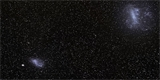 Mléčná dráha již zahájila požírání Magellanových oblaků