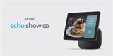 Nové Amazon Echo Show 10 se bude za vámi otáčet a menší Echo Dot vypadá jako chlupatá koule