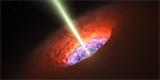 """Mohutné """"erupce"""" supermasivních černých děr ovlivňují vesmír široko daleko"""