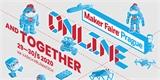 Maker Faire Prague Online: Sledujte páteční přímý přenos