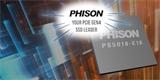 Výrobce řadičů Phison pro SSD se chlubí rekordní rychlostí 7,4 GB/s. Jde přitom o produkční vzorek