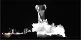 Spektakulární výbuch. Prototyp lodě Starship byl zničen při testu