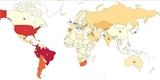 Nová mapa Googlu ukazuje situaci kolem pandemie onemocnění COVID-19 na celém světě